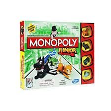 amazon black friday deals board games amazon com monopoly junior board game toys u0026 games