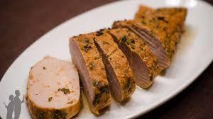 cuisiner coeur de porc filet mignon de porc à la jamaïcaine recette par piratage culinaire