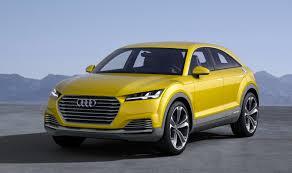 Audi Q7 Models - audi q8 halo suv model confirmed q7 platform and prologue concept