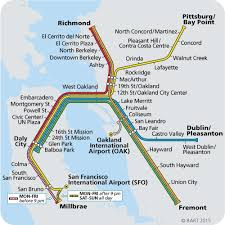 map of usa states san francisco san francisco bart map how to ride bart in san francisco free