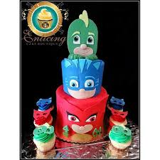 109 pj masks party images birthday party ideas