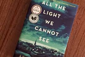 all the light we cannot see review all the light we cannot see author anthony doerr will be at the