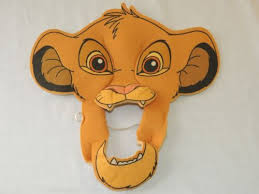 Lion King Halloween Costume Disney Lion King Simba Childrens Youth Sleeping Bag Vintage