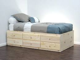 Beds Frames And Headboards Bed Frames Without Headboard Twin Storage Bed Frame Without