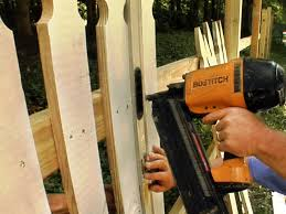 how to install a picket fence how tos diy