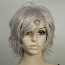 stylish cuts for gray hair best 25 grey hair wig ideas on pinterest grey hair rihanna