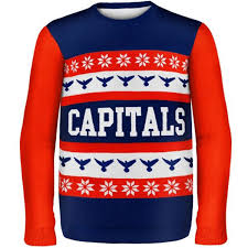 you u0027re going to buy this ugly alex ovechkin christmas sweater and
