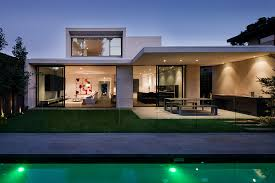 Lubelso Canny Contemporary Home Builders Melbourne Luxury - Home design melbourne