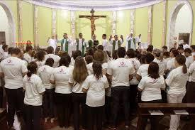 thanksgiving mass for 70th anniversary of são josé operá parish