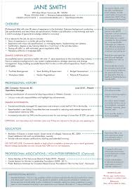 canadian sample resume resume template the headhunters recruitment