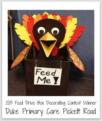 sign ideas for food drive food drive box decorating contest 2014