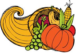 clipart thanksgiving free cornucopia clipart transparent pencil and in color cornucopia
