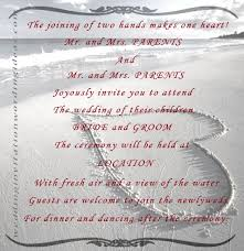 wedding quotes for invitation cards wedding invitation wordings are generally less formal than