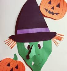 Halloween Decorations For Preschoolers - halloween crafts for kids preschool and kindergarten