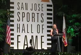 Map Of Sap Center San Jose by San Jose Sports Hall Of Fame Inducts New Class