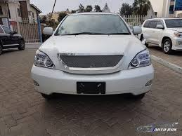 harrier lexus 2005 toyota harrier u2013 autobox k limited