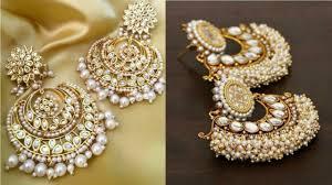 chandbali earrings chandbali earrings designs 2017 earrings designs