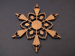 deck the halls with sustainable wood ornaments american craft
