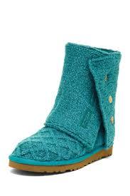 ugg sale hautelook ugg australia lattice cardy knit boot on hautelook shoes