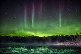 where are the northern lights visible the northern lights might be visible near toronto tonight