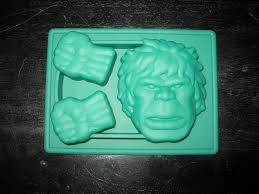 amazon com hulk the avengers silicone candy mold chocolate mini
