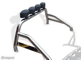 nissan d22 accessories uk to fit 1997 2005 nissan navara d22 sport roll bar s steel