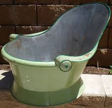 Victorian Bathtubs For Sale Cowboy Bath Great Old Tin Cowboy Bath Tub W Wood On Arm Rests