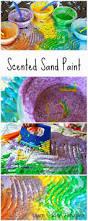 Make Textured Paint - kool aid sand paint learn play imagine