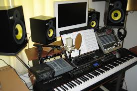 packaging a home piano studio desk nomadic research labs