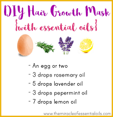 essential oils for hair growth and thickness diy essential oil hair growth mask for longer thicker lustrous