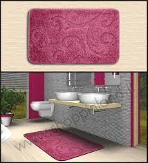 tappeti da bagno tappeti shaggy originali tappeti per il bagno design liberty