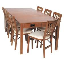 Mission Style Dining Room Tables Shaker Style Dining Table