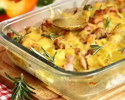 cuisiner un patisson blanc recette tartiflette de patisson et de courgette