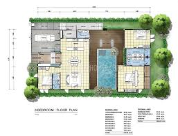 che4971 3 bedroom luxury pool villa phuket buy house