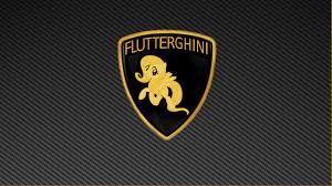 supercar logos flutterghini by fluttershyhd on deviantart