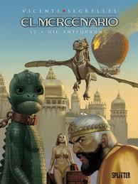 K Henm El Komplett Splitter Verlag El Mercenario Bd 12 Die Entführung