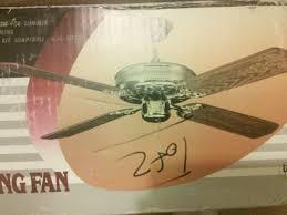 hunter summer breeze light kit vintage ceiling fans and more collection on ebay