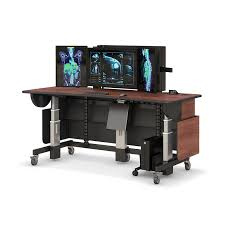 Stand Up Computer Desk Adjustable Electronic Tilting Computer Standing Desk Afcindustries