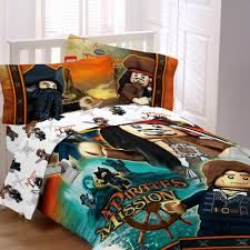 outstanding disney pirate themed boys bedding design idea and