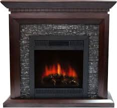 electric free standing electric fireplace with mantel fireplace