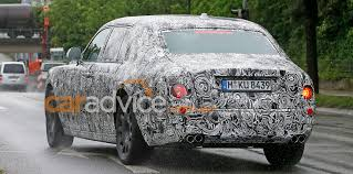 2018 rolls royce phantom spied inside and out photos 1 of 5