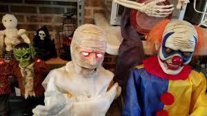 spirit halloween fort hood smoldering reviews 3ft thrashing mummy 69 youtube