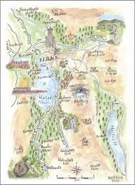 estate map bespoke maps work for your business lovell johns map makers