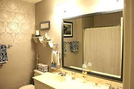 framing bathroom mirrors with crown molding framing a bathroom mirror principalchadsmith info