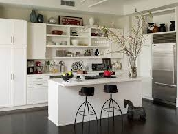 Open Kitchen Ideas White Kitchen Design Ideas With White Kitchen Cabinet Design With