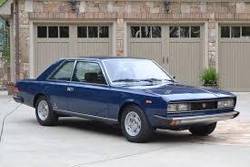 1987 maserati zagato fiat 130 auto italia 1946 1987 pinterest fiat cars and rigs