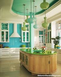 Modern Design Kitchen by 61 Best Turquoise Kitchens Images On Pinterest Home Kitchen And