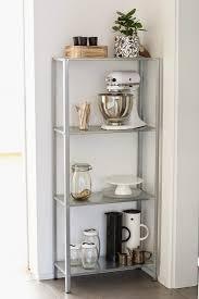 regal küche ikea ikea hyllis shelf in my kitchen 23qm stil kitchen