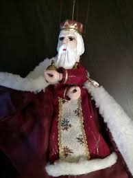 string puppet prague loutka king string puppet marionette ebay