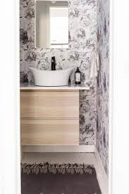 Powder Room Makeovers Photos - my powder room makeover with delta faucet